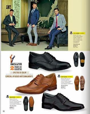 Zapatos de vestir caballeros, Verano 15