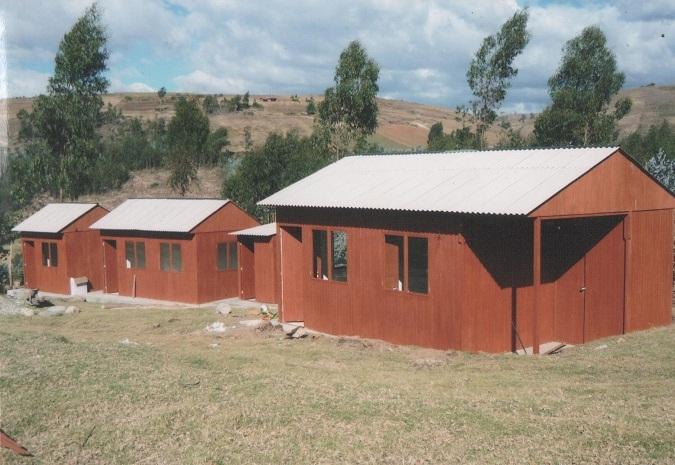 Casas prefabricadas romy campamentos mineros prefabricados - Casetas de campo prefabricadas ...