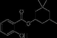 Homosalate protector solar orgánico
