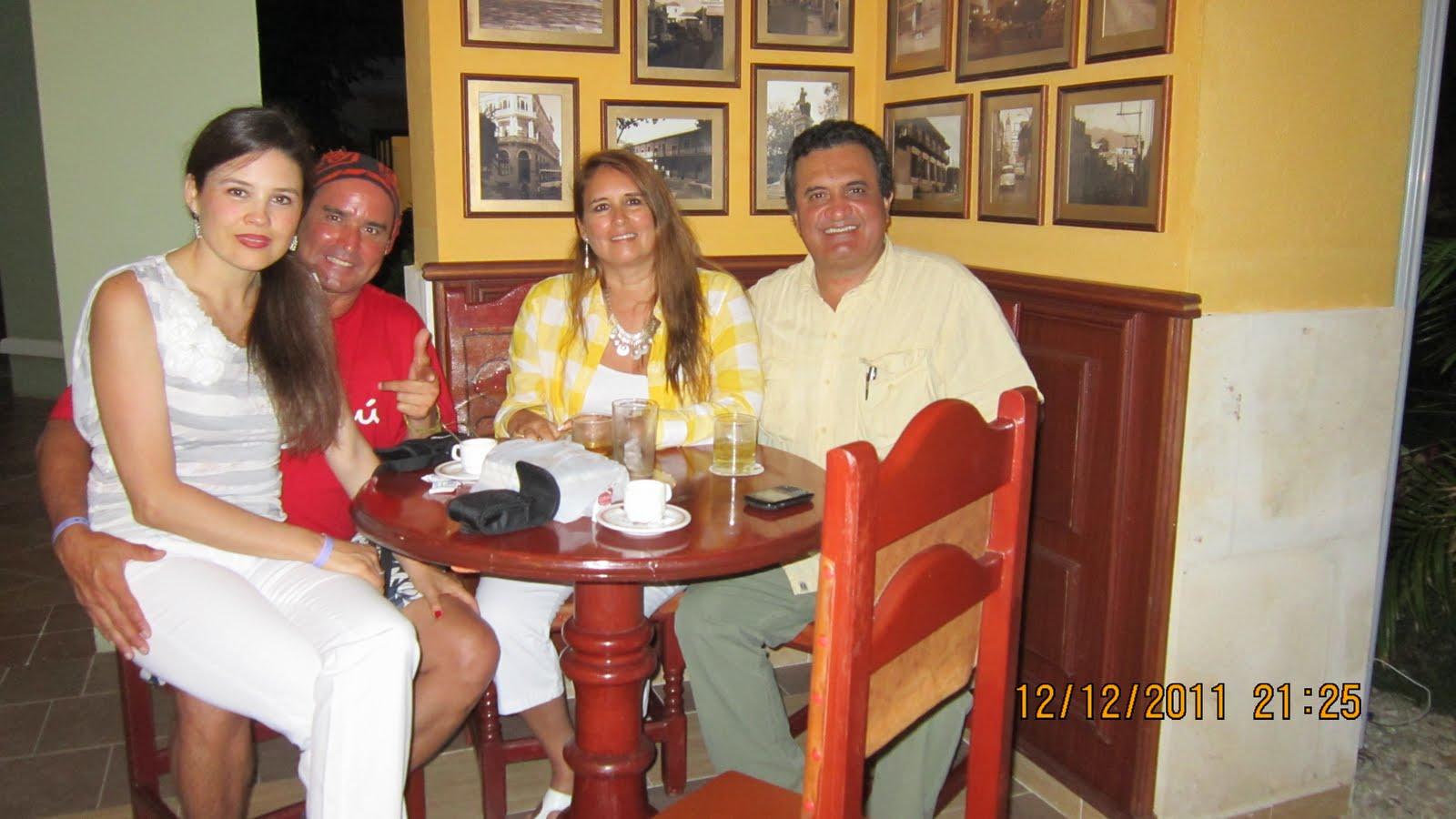 21-DICIEMBRE-2011 Varadero-HOTEL Melia Cohiba la Havana.