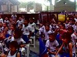 Los Niños Del Colegio Nuestra Señora De Fatima