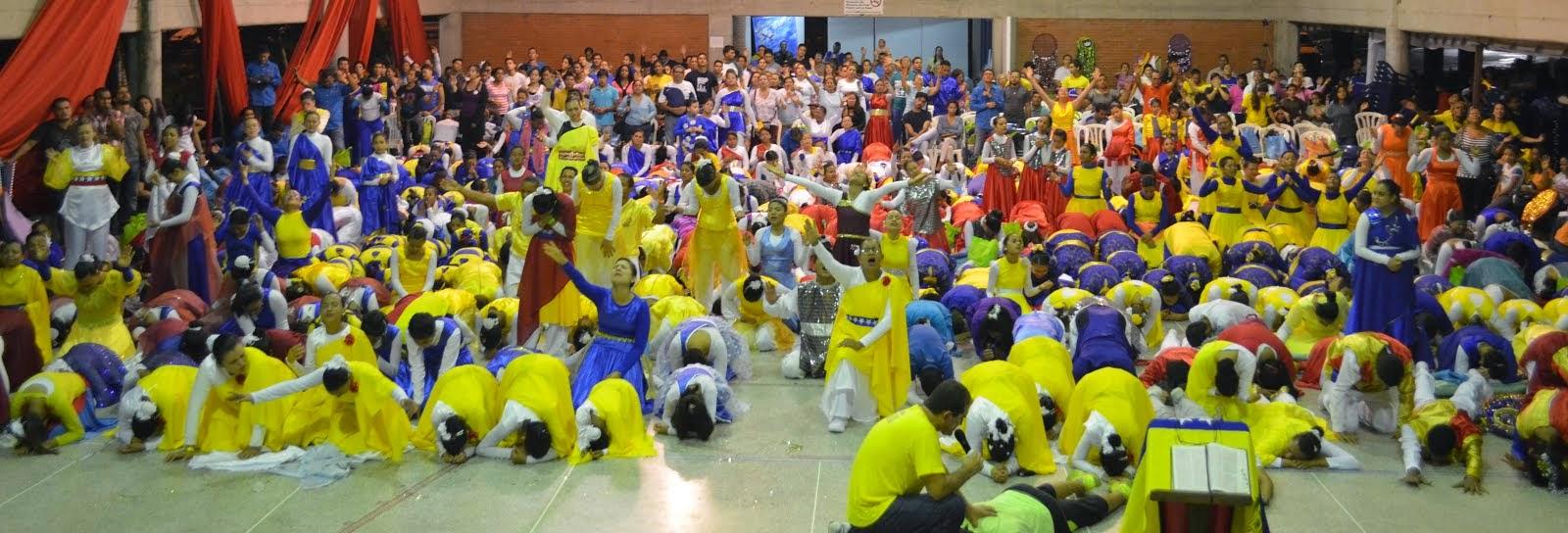 Escuela Adoración Profética