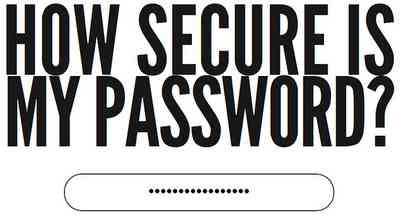 How to Use Strong and Secure Passwords