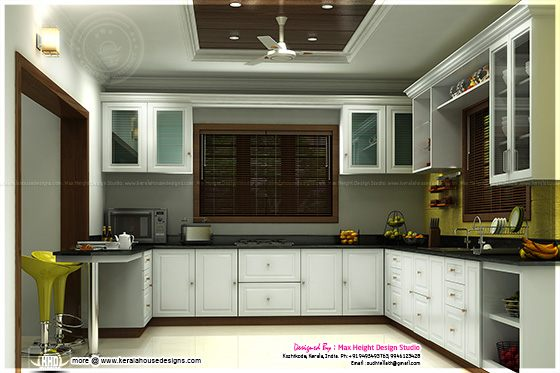 Interior kitchen idea