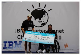IBM SMARTER PLANET CHARITY RUN 2010