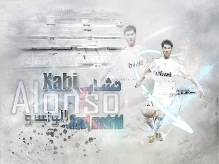 Xabi Alonso Wallpaper 2011 5