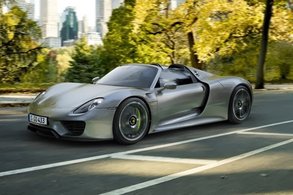 Most Exciting New Cars of 2014