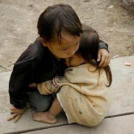 Và một bức ảnh cảm động về tình yêu thương