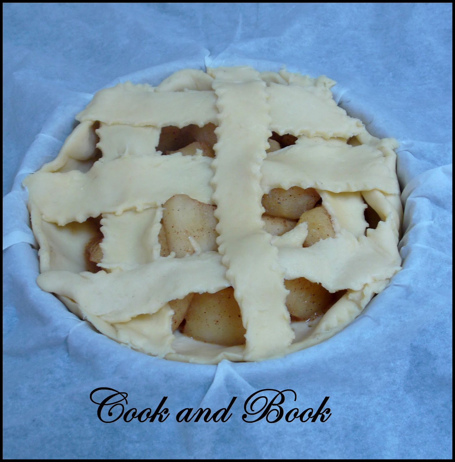 how to cook apple pie
