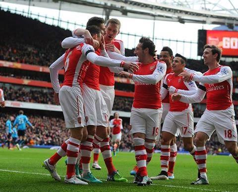 حمل وشاهد اهداف مباراة استون فيلا 0 ×5 ارسنال   #Arsenal VS astonvilla