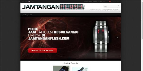 Jam Tangan , polisi online