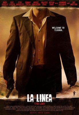 La línea (2008) Online Latino