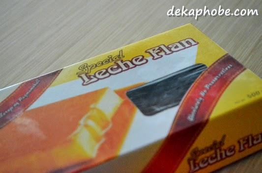 D Salas Leche Flan [i am a dekaphobic]: N...