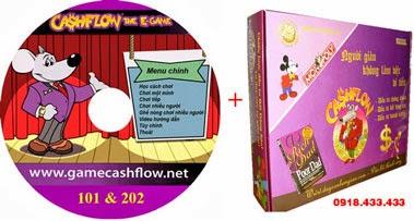 Game cashflow Phú Nhuận