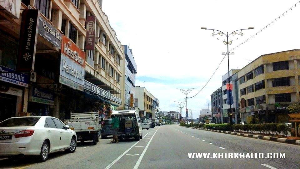Bandar Pontian Johor, Jalan Bakek Pontian