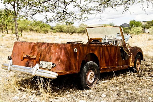 Toko Lodge Namibia