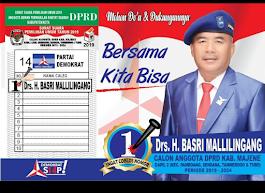 DRS.H. BASRI MALLILINGAN