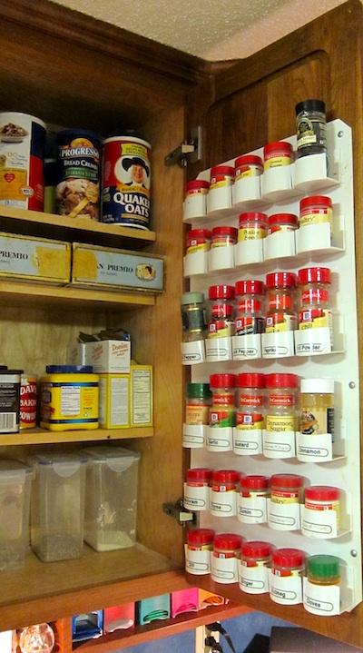 Ashbee Design Spice Storage Solution