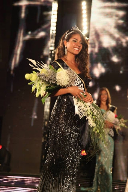 Miss Emigrant Lebanon International 2013 Rita Hokayem