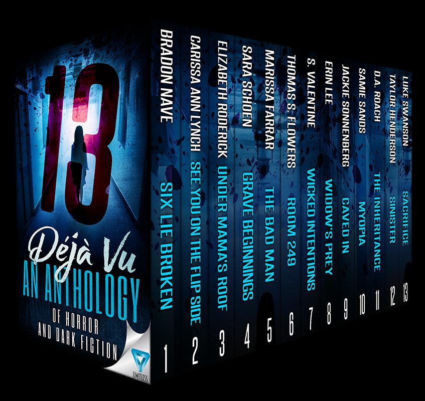 Deja Vu  Anthology Release Blitz