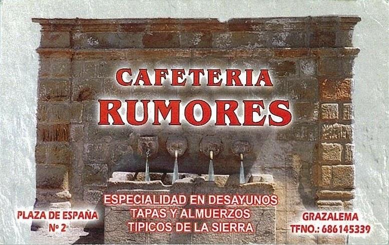 Cafetería Rumores