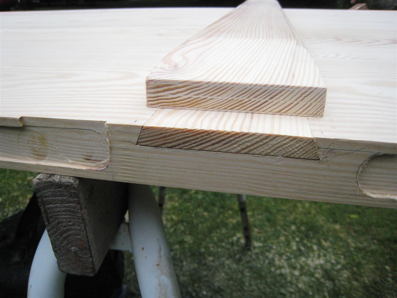 Mariehem i SkÃ¥ne: Bygga en enkel plankdörr... : bygga en dörr : Inredning