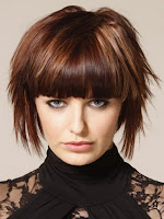Medium Layered Haircuts 2012