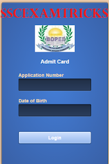 JKCET ADMIT CARDS 2015