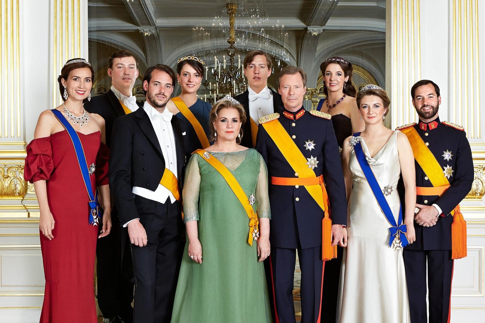 kungliga familjen