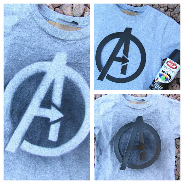 Avengers Party Favor T Shirts
