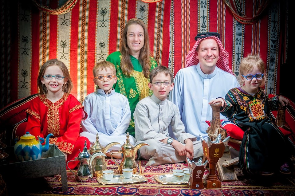 Zufelt Family Feb 2015