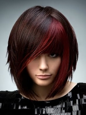 Medium Hairstyles for Black Hair Color