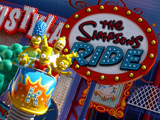 The Simpson Ride