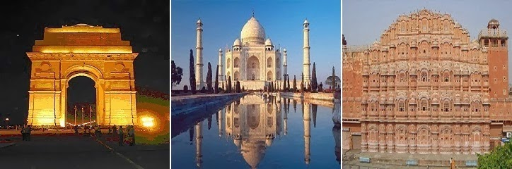 Luxury Golden Triangle Tour India