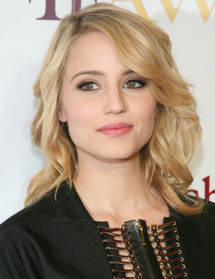 Fresh Look Celebrity Dianna Agron Hairstyles 52