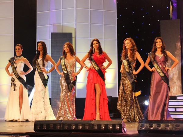 Miss American Continent 2012 Top 6 Finalists