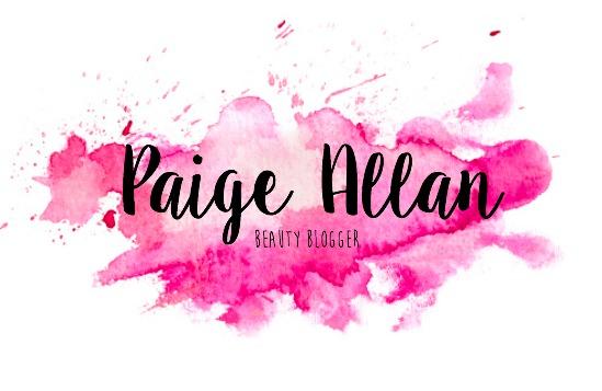 Paige Allan