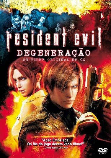 Resident Evil – Degeneração – HD 720p