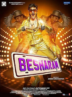 Besharam (2013) Hindi Movie Release Date, Star, Cast and Crew, Trailer