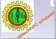 nnpc addax names of shortlisted awardee