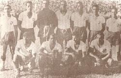 Os Campeões da Copa Rio Branco.