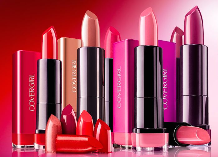 CoverGirl Colorlicious Lipstick - with swatches! | Beauty ...