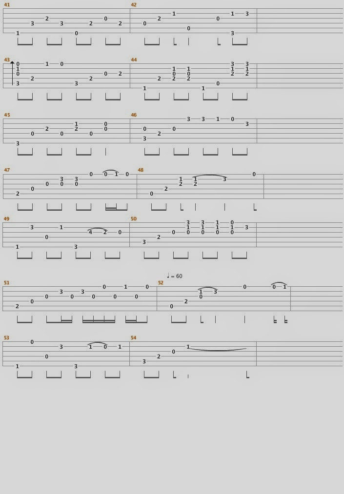 Fingerstyle Tabs Right Here Waiting Richard Mark Fingerstyle Tabs