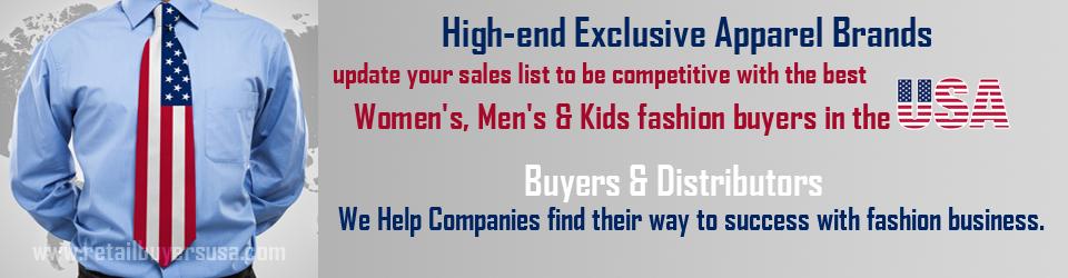 Retail Buyers USA