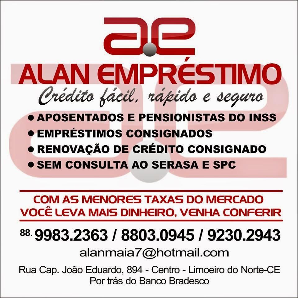 Alan Emprestimo