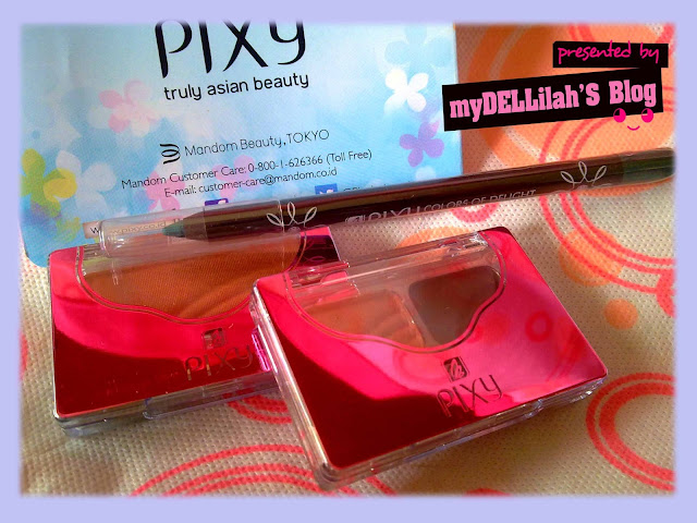 Pixy Blush on Brown Tea