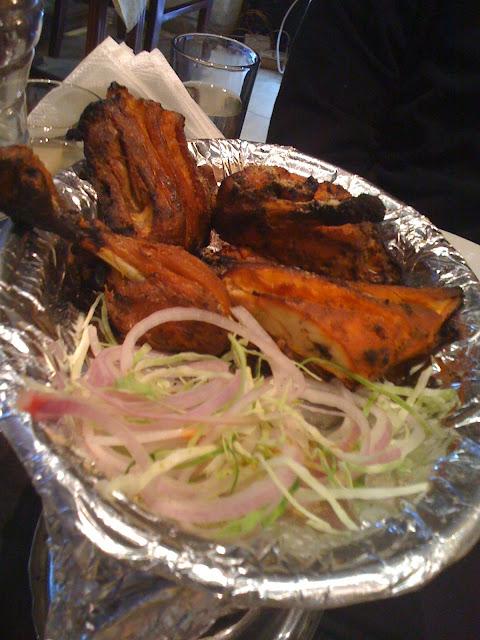 pollo tandori