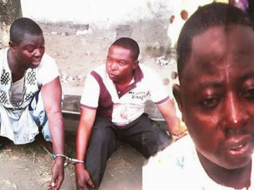 alfa killed friend money ritual badagry