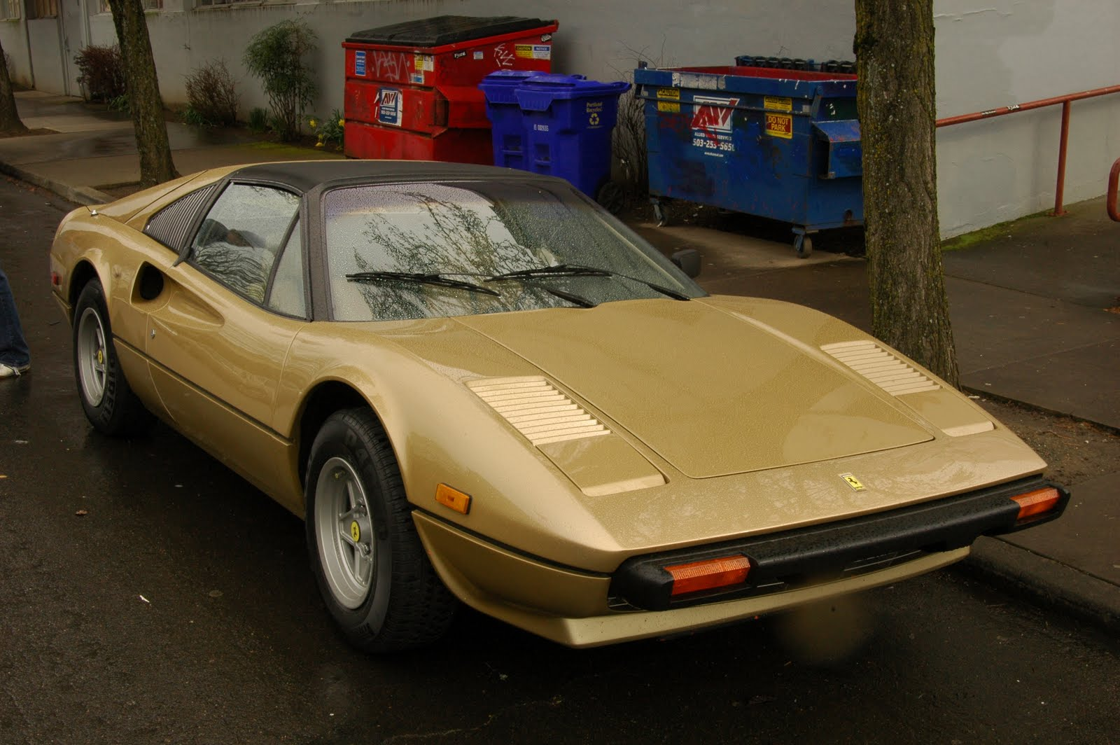The Life Mechanical Fantasy Matchup 1978 Ferrari 308 GTS vs