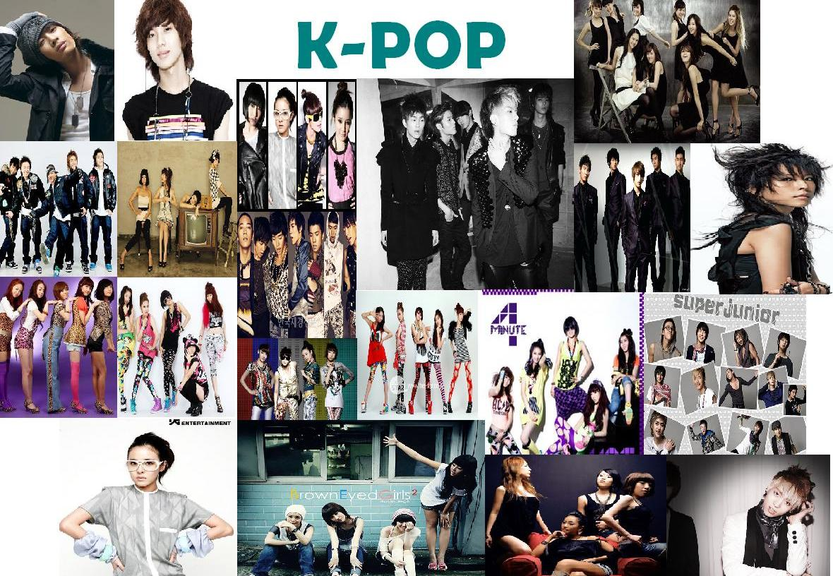 apa itu k pop k pop merupakan kepanjangan dari korean pop musik khas
